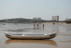 Mumbai Sea Beach Stock Photos