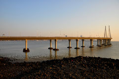 Mumbai Sea Link Stock Image