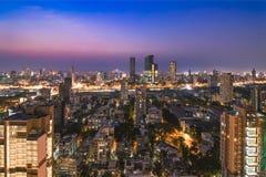 Mumbai skyline- Dadar royalty free stock photo