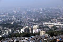 Mumbai skyline Stock Images