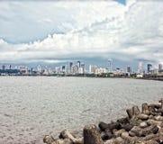 Mumbai skyline Royalty Free Stock Image