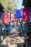 Mumbai slum Royalty Free Stock Images