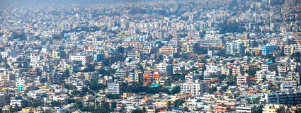 Visakhapatnam city view Royalty Free Stock Image
