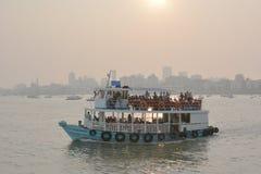 Mumbai smog Stock Image