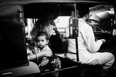 Mumbai-Stau Lizenzfreie Stockfotografie