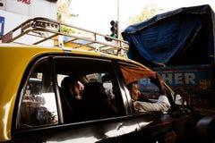 Mumbai-Stau Lizenzfreie Stockfotos