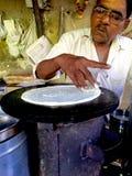 Mumbai Street food - Masala Dosa Royalty Free Stock Photography