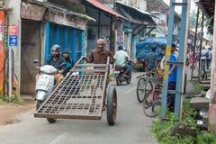 Mumbai traffic Stock Images