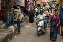 Mumbai transportation Royalty Free Stock Photography