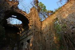 Mumbai Vasai fort Fotografering för Bildbyråer