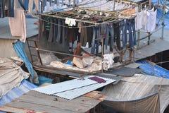 Mumbai washing Royalty Free Stock Image