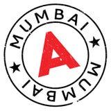 Mumbai znaczka gumy grunge Zdjęcia Royalty Free