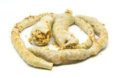 Mumbar, comida extraña local del turco de Bumbar Fotografía de archivo libre de regalías