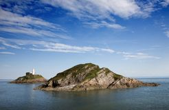 The Mumbles Royalty Free Stock Photo