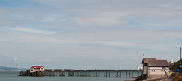 Mumbles Pier Royalty Free Stock Images