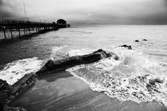Mumbles-Pier Stockbilder