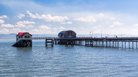 Mumbles Pier Wales Royalty Free Stock Photos