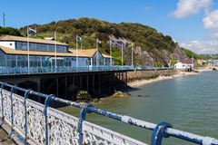 Mumbles Pier Wales Royalty Free Stock Photo