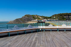 Mumbles Pier Wales Royalty Free Stock Image