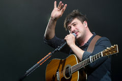 Mumford and Sons Stock Image