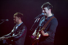 Mumford and Sons Royalty Free Stock Photo