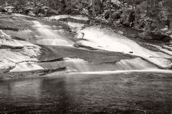 Mumlava river, Czech Republic Stock Image