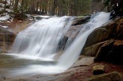 Mumlava vattenfall Fotografering för Bildbyråer