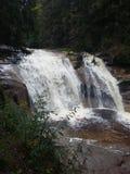Mumlava Wasserfälle lizenzfreies stockfoto