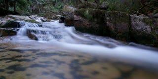 Mumlava Wasserfall Lizenzfreie Stockbilder