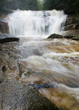 Mumlava waterfall Royalty Free Stock Images