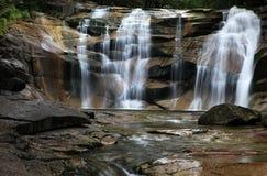 Mumlava waterfall Stock Images