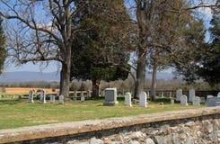 Mumma cmentarz przy Antietam obywatela polem bitwy Zdjęcie Royalty Free