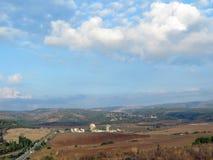 Mummel Ela Valley, Israel Royaltyfria Bilder