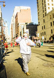 Mummers parada 2015 fotografia stock