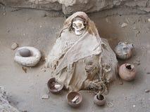 Mummia della donna fotografie stock
