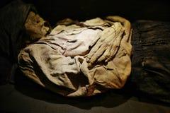 Mummia di Guanajuato, Messico immagine stock