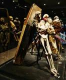 Mummia di Guanajuato, Messico fotografia stock libera da diritti