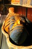 Mummia di riposo Immagini Stock Libere da Diritti