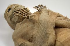 Mummy. Photo of a Mummy - Part of Series royalty free stock photography