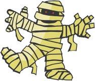 Mummy. Monster Mummy Stock Image
