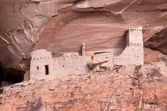 Mummy Cave ruins Canyon del Muerto stock image