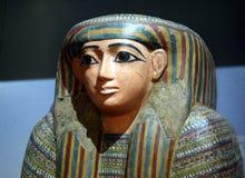Mummy, Egypt, Stela of Kay, Middle kingdom 2055-1650 b.c. Royalty Free Stock Photo