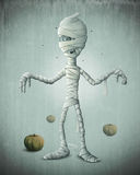 Mummy halloween Stock Images