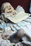 Mummy museum- Guanajuato, Mexico Royalty Free Stock Photos