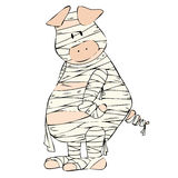 Mummy Pig. Stock Photography