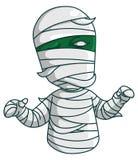 Mummy Screamy Halloween Stock Photo