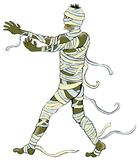 Mummy vector illustration Stock Photos