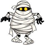 Mummy. Vector illustration of Cartoon mummy Stock Photo