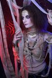 The mummy. Stock Photos