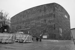 MUMOK-Museum Stock Foto